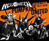 "HELLOWEEN、元メンバーのKai Hansen&Michael Kiskeが電撃復帰! 来年よりワールド・ツアー""Pumpkins United""の開催発表!"