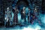 Versailles、来年2/14に開催する初の日本武道館公演の来場者にプレゼントするニュー・アルバムのタイトルが『Lineage ~薔薇の末裔~』に決定! 新ヴィジュアルも公開!
