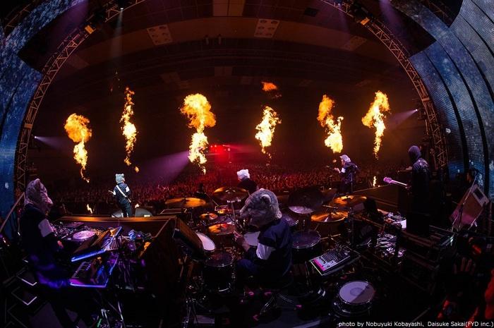 MAN WITH A MISSION、Patrick Stump(FOB)プロデュースのニュー・シングル『Dead End in Tokyo』を来年1/25にリリース決定! 対バン・ツアーも開催!