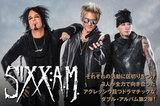 MÖTLEY CRÜEのNikki Sixx率いるハード・ロック・バンド、SIXX:A.M.のインタビュー公開!アグレッシヴ且つドラマチックなダブル・アルバム第2弾を11/18リリース!