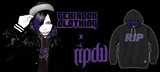 RIPDW x ゲキクロの限定カラー・パーカーをはじめGluttonous Slaughter (グラトナス・スローター)の完売していたアイテムほかDISTURBIA CLOTHNGの新作などが新入荷!