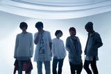 ALL OFF、メジャー1stフル・アルバム『Re:sound』より「In Shadows」のMV(2D Ver.)公開!
