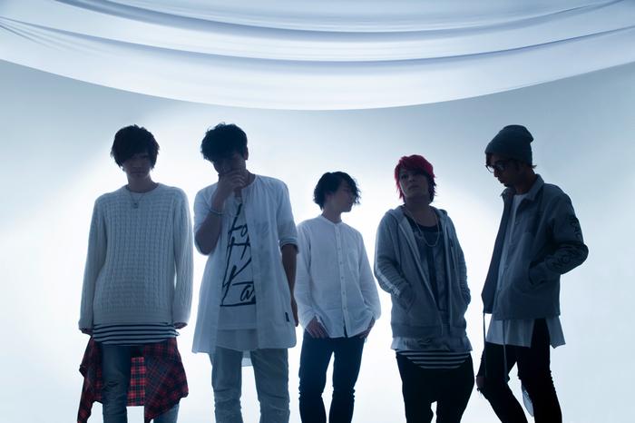 ALL OFF、12/21にリリースするメジャー1stフル・アルバム『Re:sound』より「In Shadows」の360度MV公開!