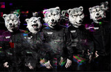 MAN WITH A MISSION、明日12/3より配信リリースする新曲「Hey Now」のジャケット公開!