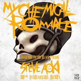 Steve Aokiがリミックスを手掛けたMY CHEMICAL ROMANCEの「Welcome To The Black Parade」の音源公開!