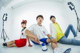 平成が生んだポジティヴ全開3ピース・バンド 3SET-BOB、最新アルバムのリリース・ツアー最終日にJr.MONSTER、AT-FIELDの出演決定!