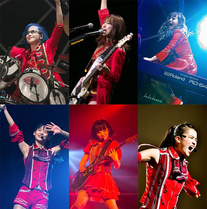 """Gacharic Spin、結成7周年記念ツアー・ファイナルを収録したライヴDVDを2/22にリリース決定! 全国ツアー""""野音への道""""の詳細発表!"""