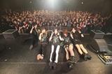 """ガールズ・メタル・バンド Mary's Blood、""""Change the Fate TOUR""""ファイナル公演を収めた映像作品を5月にリリース決定! アンコール・ワンマン・ライヴ開催も!"""