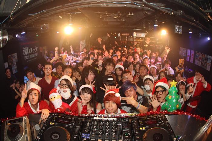 東京激ロックDJパーティーのイベント・レポートをアップ!いよいよ来週末1/14(土)に新年最初のDJパーティー@渋谷THE GAME開催!予約締切間近!
