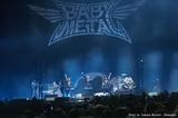 "BABYMETAL、METALLICAのワールド・ツアー""WorldWired Tour 2017""ソウル公演にスペシャル・ゲストとして出演! トレーラー映像&ライヴ写真公開!"