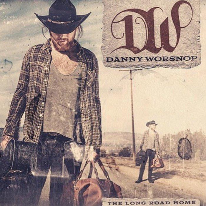 Danny Worsnop(ASKING ALEXANDRIA/WE ARE HARLOT)、2月にリリースするソロ・デビュー・アルバムより「Anyone But Me」の音源公開!