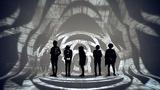 福岡発の叙情型エモ・ロック・バンド 眩暈SIREN、3/8リリースの新作より「偽物の宴」のMVティザー映像公開! 最新アー写も!