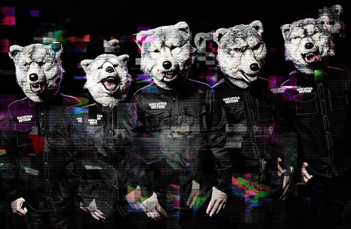 "MAN WITH A MISSION、全編東京で撮影した映画""新宿スワンⅡ""主題歌「Dead End in Tokyo」のMV公開!"
