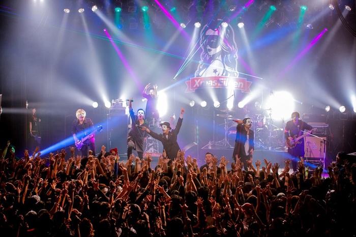 Xmas Eileen、1/22に代官山UNITで開催のツアー・ファイナル公演をLINE LIVEにて生中継決定!