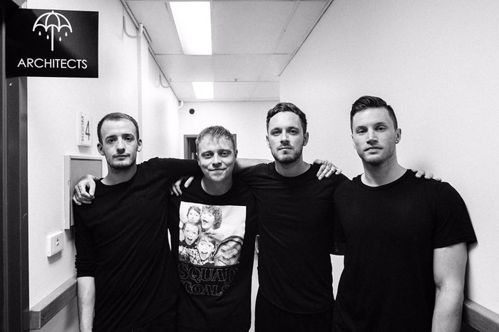 ARCHITECTS、最新アルバム『All Our Gods Have Abandoned Us』より「Gravity」のMV公開!