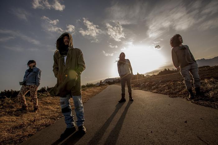 G-FREAK FACTORY、3月より開催するリリース・ツアーのゲスト・バンドにTOTALFAT、Xmas Eileen、打首、アルカラが決定!
