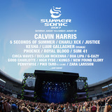 """SUMMER SONIC 2017""、第1弾出演アーティストにSUM 41、GOOD CHARLOTTE、PENNYWISE、NEW FOUND GLORYら決定!"
