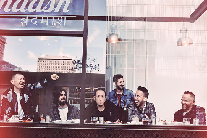 LINKIN PARK、11月に来日決定!