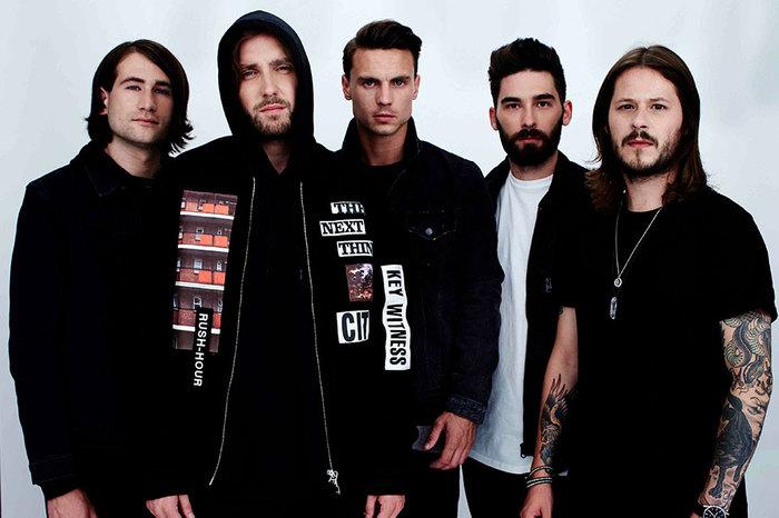 今UKで最もホットなライヴ・バンド YOU ME AT SIX、ニュー・アルバム『Night People』より「Give」のMV公開!