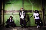 ヴィジュアル系3ピース・バンド ZON、3/15にリリースするニュー・シングル『check it out』のスポット映像公開!