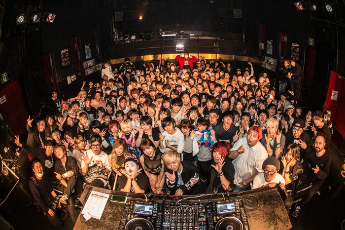 満員御礼!東京激ロックDJパーティー111回目記念@渋谷asia大盛況で終了!次回は4/8(土)渋谷THE GAMEにて開催!