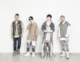 SPYAIR、ニュー・シングル『Be with』のリリース記念スペシャル番組をLINE LIVEにて生配信決定!