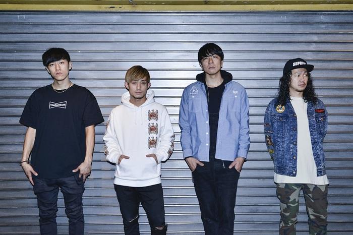 TOTALFAT、4/26にリリースするニュー・アルバム『FAT』の収録曲&ジャケ写公開!