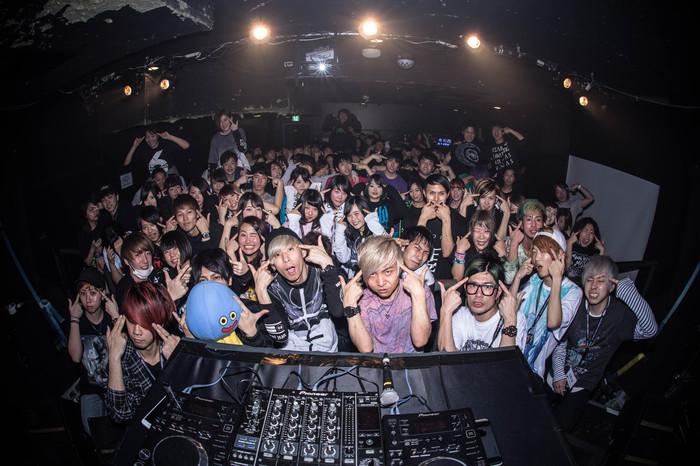 u-ya&Hiromu(サンエル)も出演!2/26名古屋激ロックDJパーティーのイベント・レポートをアップ!次回は4/23(日)開催!明日3/18(土)東京激ロック111回目記念パーティー@渋谷asia開催!