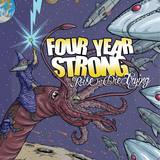 FOUR YEAR STRONG、リリース10周年を迎えた2ndアルバム『Rise Or Die Trying』より「Mens Are From Mars, Women Are From Hell」のMV公開!