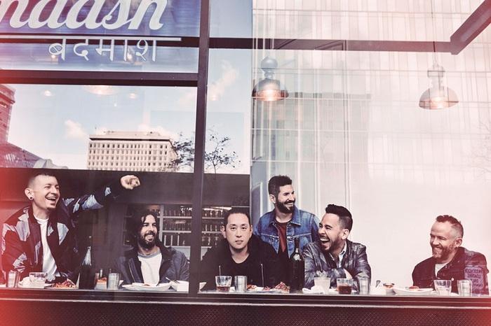 11月に来日するLINKIN PARK、5/19リリースのニュー・アルバム『One More Light』より「Battle Symphony」のリリック・ビデオ公開!