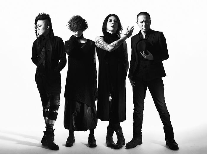 lynch.、5/31リリースのニューEP第1弾参加ベーシストとしてT$UYO$HI(The BONEZ/PTP)、YUKKE(MUCC)、YOSHIHIRO YASUI(OUTRAGE)発表!
