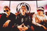 次世代を担うミクスチャー・ロック・バンド MADALA、新曲「BURN」のMV公開! 本日より配信スタート!