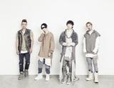 SPYAIR、3/29リリースのニュー・シングル『Be with』の詳細発表! 最新ヴィジュアルも公開!