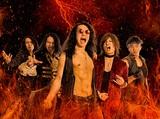 ネオ・ジャパニーズ・メタルを掲げる若き5人組 TORNADO-GRENADE、5/24に2ndミニ・アルバム『Mighty Flugel』リリース決定! 新ヴィジュアルも公開!