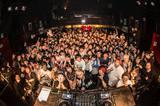 DJやついいちろう、椎名ぴかりん、団長(NoGoD)、ぽにきんぐだむ(オメでたい頭でなにより)など出演した3/18(土)東京激ロック111回目記念パーティー@渋谷asiaのイベント・レポートをアップ!