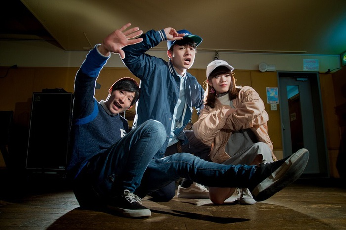 平成が生んだポジティヴ全開3ピース・バンド 3SET-BOB、2ndフル・アルバム『3FLAVOR』より「MATCH THE BAIT」のMV公開! 新アー写も!