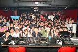大阪激ロックDJパーティーは大盛況で終了!次回は6/17(土)、7/22(土)17周年記念パーティーとして二か月連続開催決定!