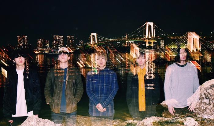 長野発ポスト・ハードコア・バンド C-GATE、田浦楽(Crystal Lake)プロデュースの2ndフル・アルバム『Brightness』を7/5にリリース決定!