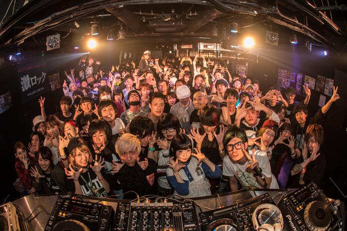 東京激ロックDJパーティーVOL.112@渋谷THE GAME大盛況で終了!次回は5/13(土)ナイトタイム開催!