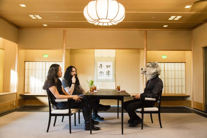 "MAN WITH A MISSION、WOWOWとタッグを組んだ番組""WOWGOW MUSIC DINER""にDRAGONFORCE登場!"