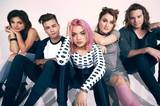 5SOS新レーベルが放つLA発ポップ・ロック・バンド HEY VIOLET、1stアルバム『from the outside』リリース決定!