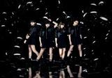 PassCode、新アー写公開! メジャー2ndシングル『bite the bullet』iTunes予約&プレゼント企画もスタート!