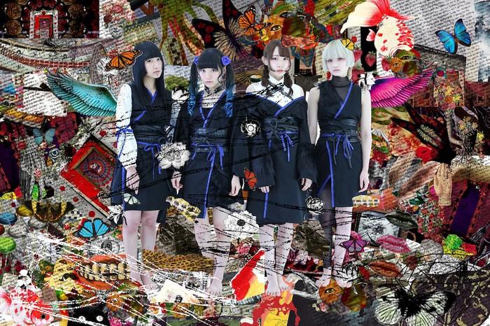 """激情&脱力系アイドル・ユニット""""ゆくえしれずつれづれ""""、5月に東名阪無料ツアー""""pandemic""""開催決定! 無料MIX CD『Not Secured,Loose Ends』のリリースも!"""