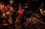 """HOTSQUALL、自主企画イベント""""ONION ROCK FESTIVAL""""にて会場限定シングル『WITH THE BURNING HEART』先行リリース決定!"""