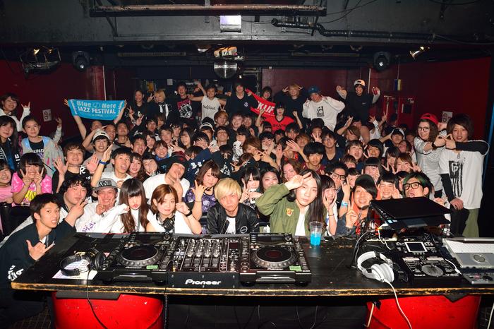 4/22大阪激ロックDJパーティー@心斎橋DROPのイベント・レポートをアップ!次回はTAKE(FLOW)、DJダイノジが出演!6/17(土)、7/22(土)17周年記念として二ヶ月連続開催!