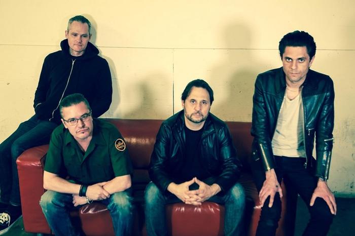 Mike Patton(FAITH NO MORE)、Dave Lombardo(ex-SLAYER)らによるエクストリーム・メタル・バンド DEAD CROSS、8月にデビュー・アルバムのリリース决定! 新曲の音源も公開!