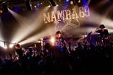 "NAMBA69、9/15に渋谷O-EAST&O-Crestにてイベント""PUNK ROCK THROUGH THE NIGHT SPECIAL""開催決定!"