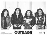 OUTRAGE、6/10にスペースシャワーTVにてデビュー30周年記念特番オンエア決定!