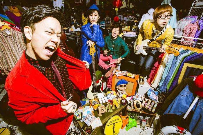 PAN、6/13開催の下北沢LIVEHOLICオープン2周年記念イベントに出演決定!
