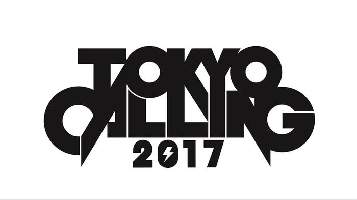 """日本最大級のサーキット・イベント""""TOKYO CALLING 2017""""、第1弾出演アーティストに打首、ホスコ、サンエル、バクシン、彼女 IN THE DISPLAYら30組決定!"""